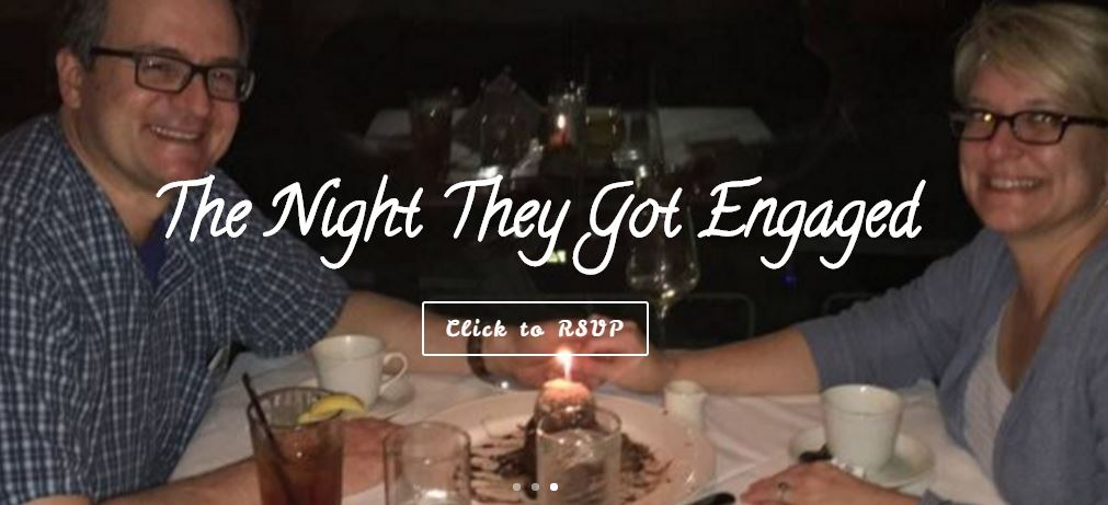 A Wedding Website for Eric and Jen...May they live happily Ever After